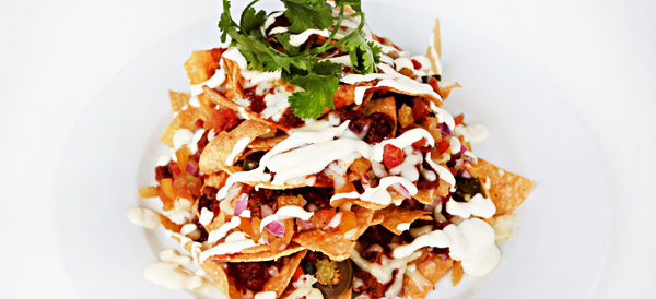 Epic Nachos (for sharing)