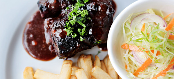 Barbecue Beef Rib Fingers