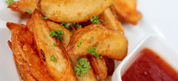 Epic Potato Wedges