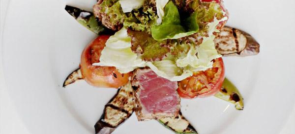 Grilled Tuna Fillet