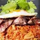 Kimchi Steak