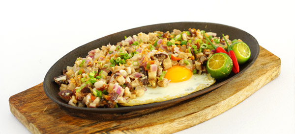 The Epic Sisig