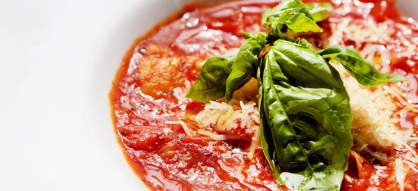 Tomato, Basil and Bread Soup