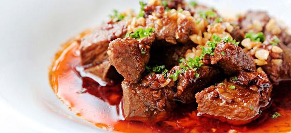 U.S. Angus Salpicao (Garlic Beef)