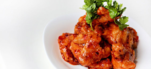 Sweet Chili Wings (for sharing)