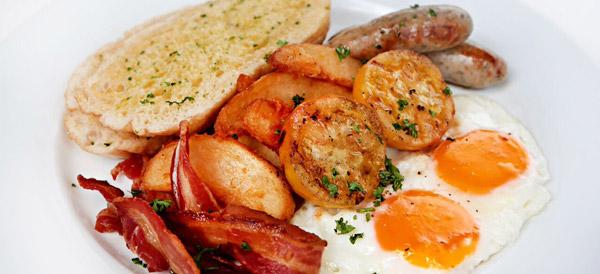 The Epic Breakfast