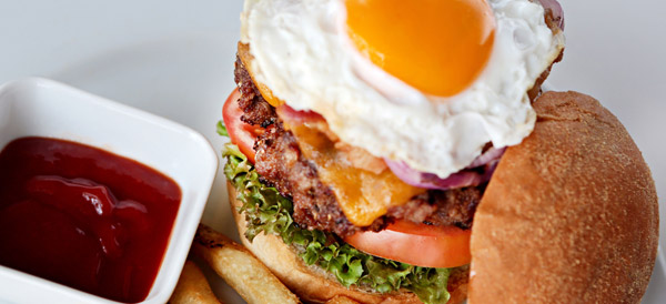 The Epic Burger