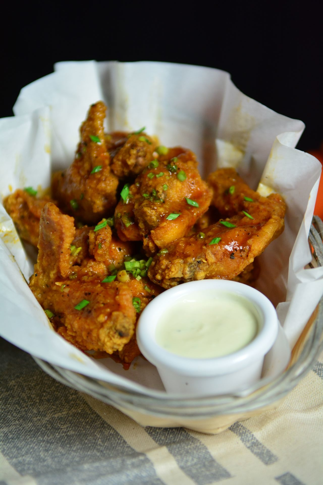 Epic Hot Wings